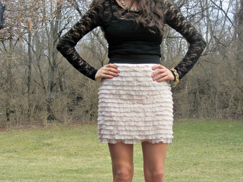Ruffles and Lace 6