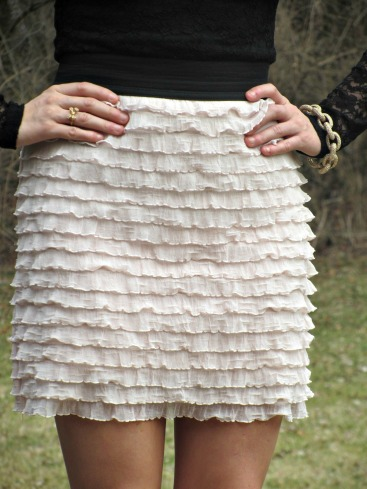 Ruffles and Lace 9