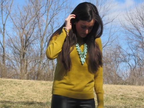 Mustard & Leather 4