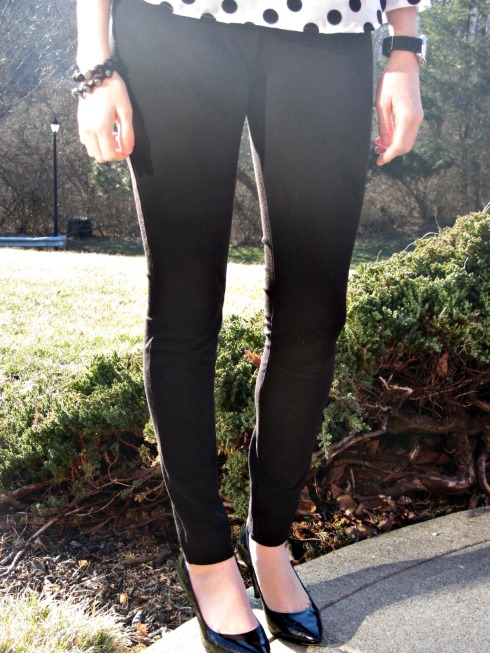 MSSP Black Pants