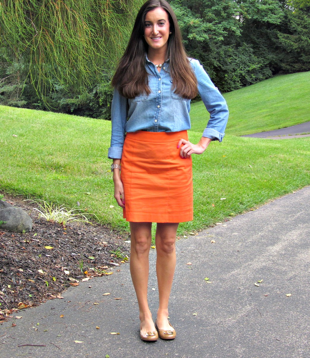 Pencil Skirt | baubles to bubbles