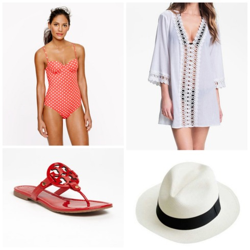 What to wear to a lake