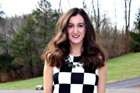 Forever 21 Mod Checkered Dress