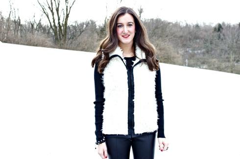 C.Luce Lamb Vest