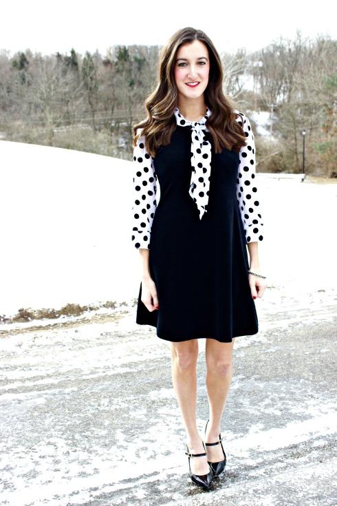 How To Wear A Velvet Dress