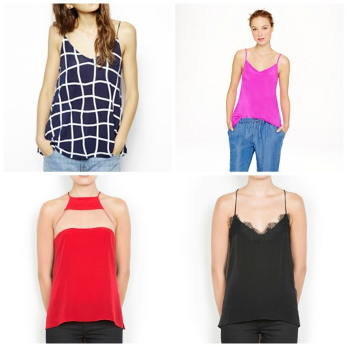 Loose Fitting Camis