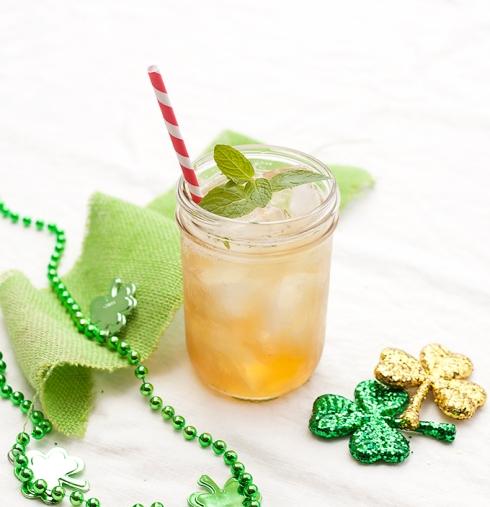 Irish Mojito Cocktail