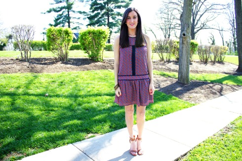 Pim Larkin Piperlime Dress