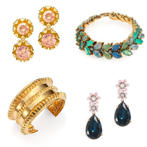 Spring 2014 Jewelry Trends