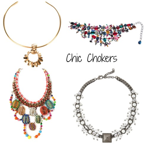 Designer Choker Necklaces