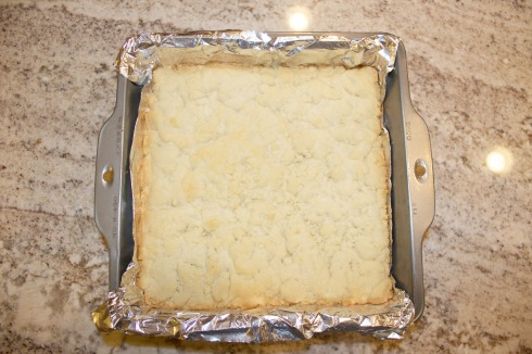 Homemade Sugar Cookie Bars