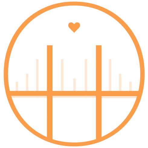 Orange Harp App Logo