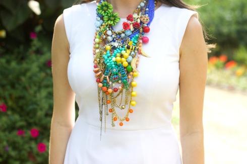 Bright Colorful Designer Statement Jewelry