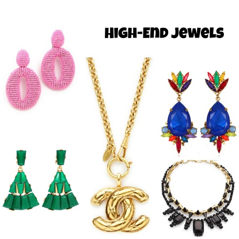 High End Designer Jewelry