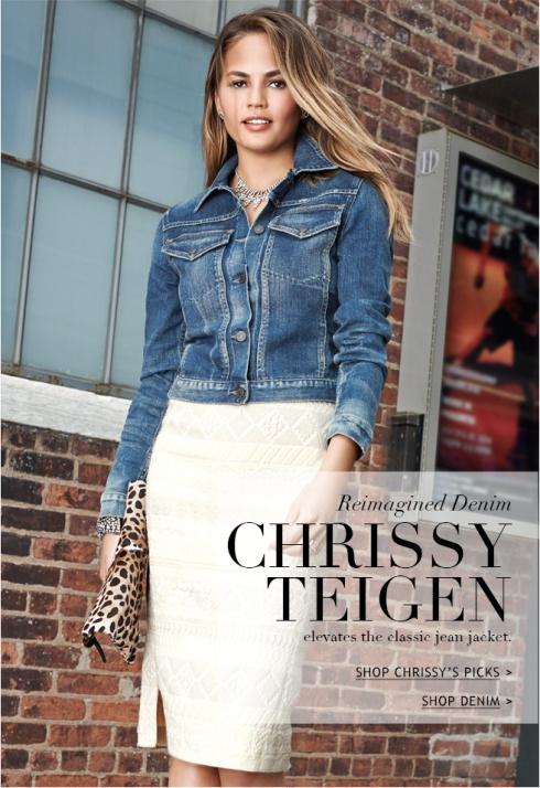 Chrissy Teigen Piperlime
