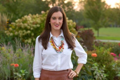 Colorful Tara Lea Smith Necklace