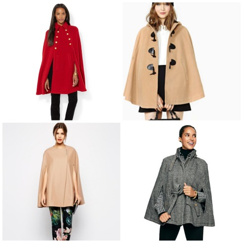 Capes for Women