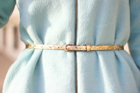Belted Winter Coat