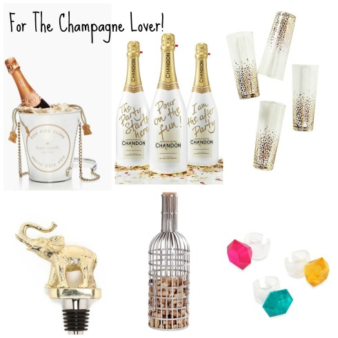 Champagne Themed Gifts