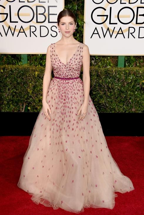 Anna Kendrick Golden Globes