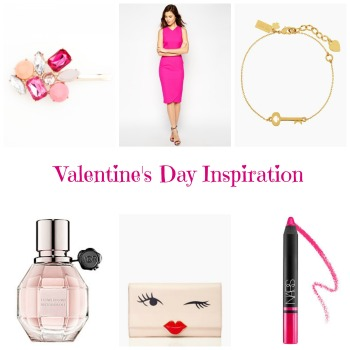Valentine's Day Fashion Beauty