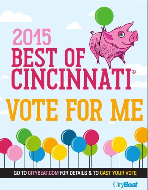 City Beat Cincinnati 2015