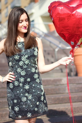 Valentine's Day Date Night Dress