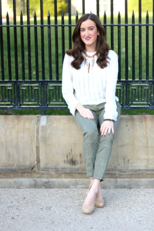 Casual Spring Outfit Ideas