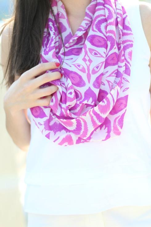 Bené munira infinity scarf