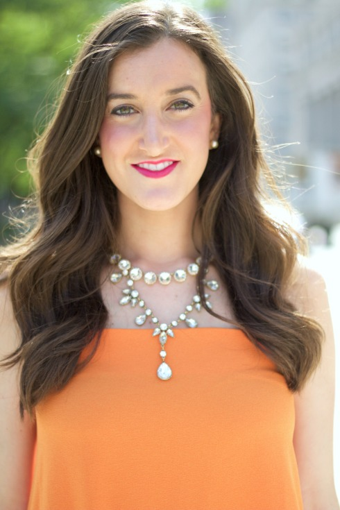 BaubleBar Necklace with J.Crew Necklace