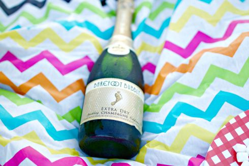 Barefoot Bubbly Champagne