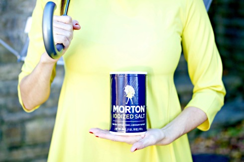 Morton Salt Girl Costume