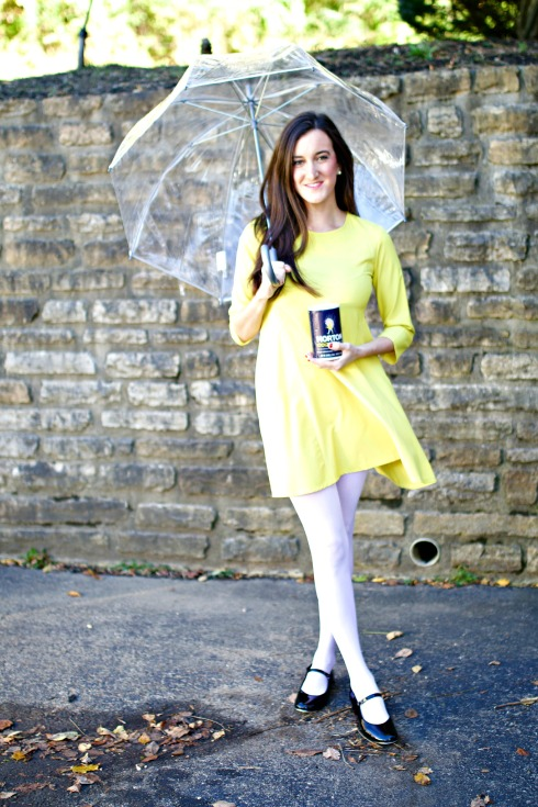 Morton Salt Girl Dress
