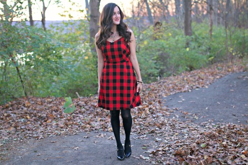 How To Wear Buffalo Plaid