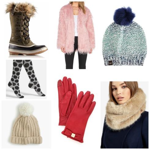 Stylish Winter Accessories