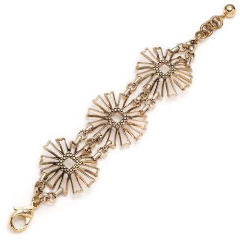 Lulu Frost Daisy Bracelet