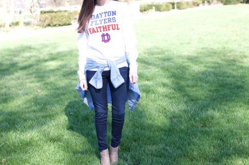 University of Dayton Long Sleeve Shirt