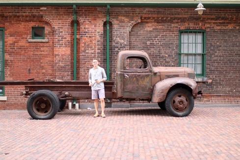 Historic Distillery District Toronto