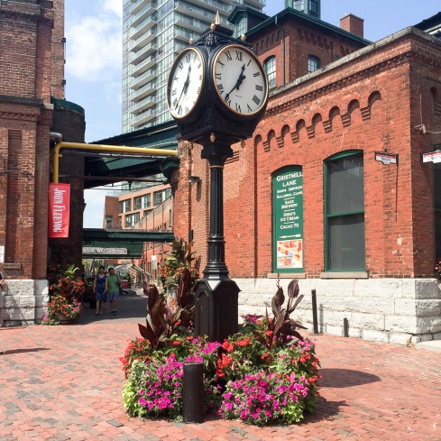 The Distillery District Toronto