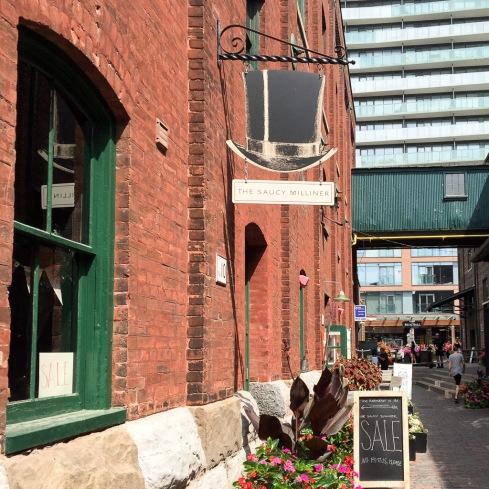 The Saucy Milliner Toronto