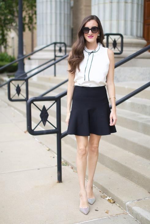 bcbg ingrid skirt